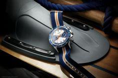 Basel World 2013: Introducing The Tudor Heritage Chrono Blue (Live Pics, Full Specs, Pricing) — HODINKEE - Wristwatch News, Reviews, & Original Stories