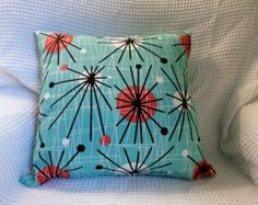 Amazing, style, hand made cushion cover.Designer print on both sides.