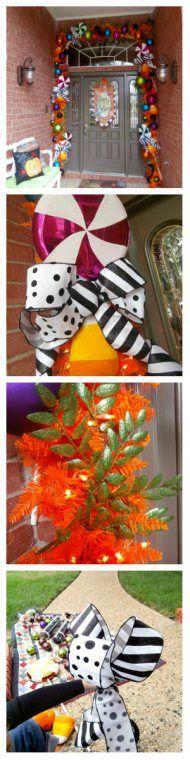 Halloween-#Doorway Sweet Treat