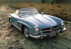 Benz - they don't make them like this anymore