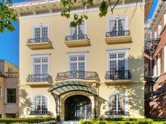 Italianate Mansion in San Francisco California