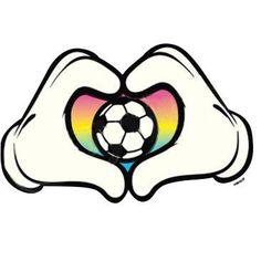 Love Soccer by Mychristianshirts on Etsy