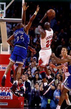 MJ Hang time