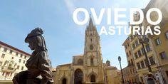 Paseo por las calles de #Oviedo. #Oviedo is a small and beautiful city in #Asturias, northern Spain. https://www.desdeasturias.com/el-casco-historico-de-oviedo/