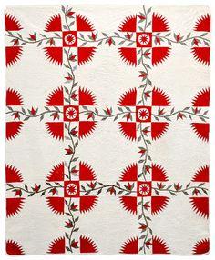 Wonkyworld: unnamed pattern, later called New York Beauty