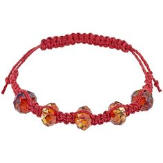 Fiery Flame Bracelet | Fusion Beads Inspiration Gallery
