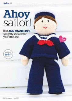 Simply Knitting+Simply Crochet+Knitting Magazine+Festive Knits to Gift 2011 Knit 13-06_58