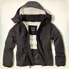 hollister jackets and coats