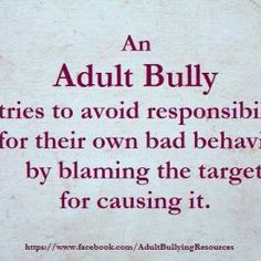 If someone is bullied it doesn't mean they are weaker or not as smart as the bully. Bullying is usually done to cause the Bully to feel superior. It just means that the bully has no morals. Life Quotes Love, True Quotes, Great Quotes, Quotes To Live By, Inspirational Quotes, Karma Quotes, Poem Quotes, Amazing Quotes, The Words