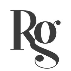 Daily Ligature | 12-01 | R + g