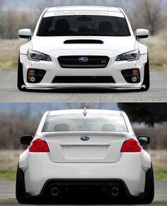 2015 WRX/STI Trunk Lid Same as Impreza? - NASIOC