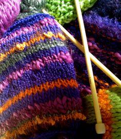 2013's rug http://notsonanna.blogspot.com.au/2014/04/nanna-makes-knitting.html