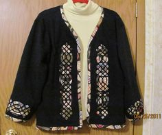 Sweatshirt Jacket Front