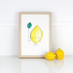 Lemon Art, Baby Rooms, Home Deco, Playroom, Illustration Art, Drawings, Party, Projects, Ideas