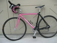 Pink Cannondale