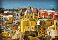 Procida, Campania  #procida #campania #sea
