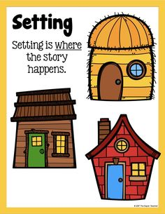 Story Elements Made Practical and Fun with Familiar Characters Story elements are an important topic for preschool and kindergarten, but can also be tricky concept for young students. Here's how I teach story elements! Kindergarten Anchor Charts, In Kindergarten, Preschool Classroom, Physics Classroom, Preschool Books, Classroom Ideas, Literacy Skills, Nursery Activities, Fairy Tail