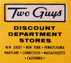 Two Guys Department Store