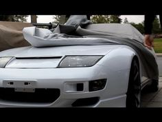 Painting My 300ZX - YouTube