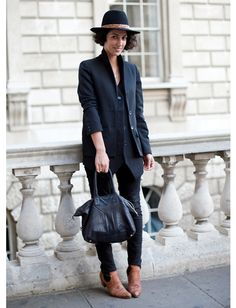 Yasmin Sewell has impeccable style