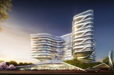 Shanghai International Hospital | Shanghai | China | Future Projects 2015 | WAN Awards