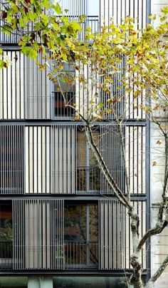 Bach Arquitectes, shading design options