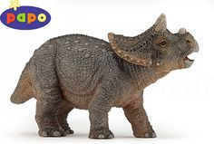 The Young Triceratops from the Papo Dinosaur collection - Discounts on all Papo Toys at Wonderland Models. One of our favourite models in the Papo Dinosaur range is the Papo Young Triceratops. http://www.wonderlandmodels.com/products/papo-young-triceratops/