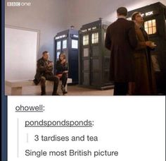 most British picture ever