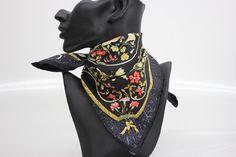 Hermès 'Pierres d'Orient et d'Occident'  Silk Scarf Ladies