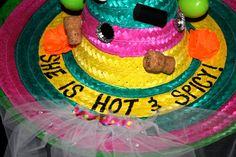 Mexican Fiesta Bridal Shower/Bachelorette Party by stuARTdesign