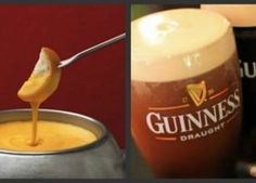 Just in time for St. Patrick's Day! How to make The Melting Pot's signature recipe for Irish Aged Cheddar Cheese Fondue with Guinness Beer.
