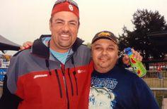 Mark Zona and Paul Preston