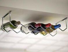 modern storage for wine bottles