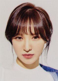 Wendy Son, Red Velvet Photoshoot, Wendy Red Velvet, Seulgi, Ulzzang Girl, Hair Inspo, Photo Cards, Korean Girl Groups, Kpop Girls