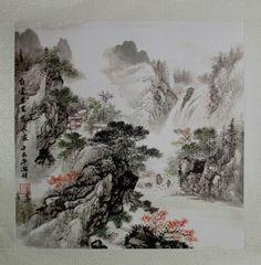 Compra las más bellas acuarelas tradicionales chinas realizadas a mano en nuestra tienda online. Regístrate ahora y obtén un Cupón Descuento del 10% en todas nuestras obras de arte tradicional chino de alta calidad.  http://maimaiwenhua.com/tienda