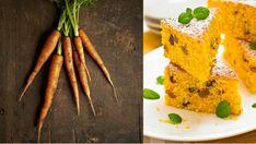 Mrkvový koláč s kokosem Foto: Carrot Cake, Asparagus, Carrots, Health Fitness, Food And Drink, Sweets, Vegetables, Cooking, Desserts