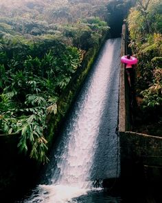 We can guarantee you've never seen a waterslide like this.  #TravelDestinations