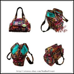 Lily Bloom Little House shoulder / handbag $45.99