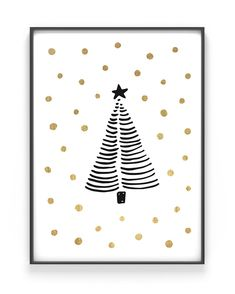 Kerstboom Poster ✓ Kerst postersmaken en online bestellen bij PRINTCANDY ✓ Gratis verzending ✓ Snelle levering ✓ Al vanaf € 5,00!