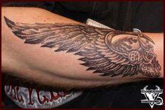 hells angels tattoo designs | Talking Tattoos Tattoo Herco Hells Angels