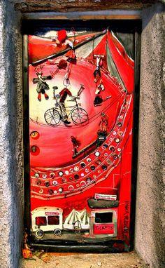 portas, Valloria, Itália