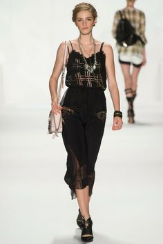 Rebecca Minkoff | Spring 2014 Ready-to-Wear Collection | Style.com