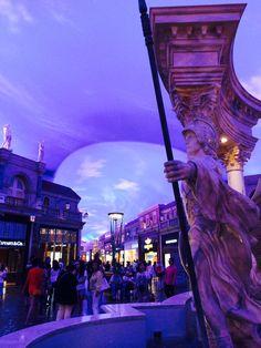 Forum Shops at Caesars Palace in Las Vegas
