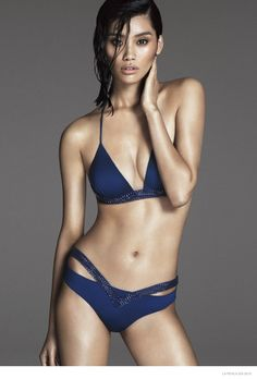 La Perla SS 2015 Campaign with Izabel Goulart, Ming Xi & Sigrid Agren by Mert & Marcus