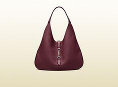 Gucci - jackie soft leather hobo 362968AZB0N6123