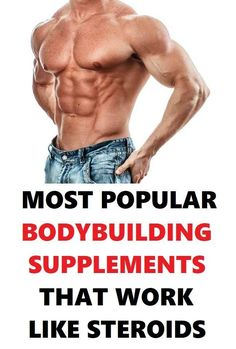 Read more about the best bodybuilding supplements that work like real steroids but without side effects. Workout Days, Workout Warm Up, Hard Workout, Boxing Workout, Workout Men, Biceps Workout, Workout Routines, Best Bodybuilding Supplements, Natural Bodybuilding
