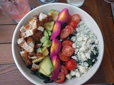I Tried The Diet And I Finally Learned To Love My Body Source by nickyfoster Healthy Diet Tips, Healthy Foods To Eat, Healthy Snacks, Healthy Eating, Healthy Recipes, Healthy Weight, Tofu Recipes, Stay Healthy, Cobb Salad