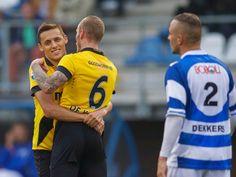 #NAC Breda won nipt van Spakenburg (4-3)