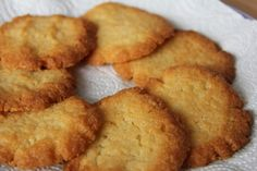 Butter Cookies (Almond Flour) | Divalicious Recipes In The City