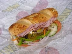 Subway may not be as healthy as you think. A $5 Footlong can be as much as 48 Points!! (That's not a typo)